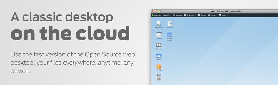 EyeOS – Sistem de operare cloud