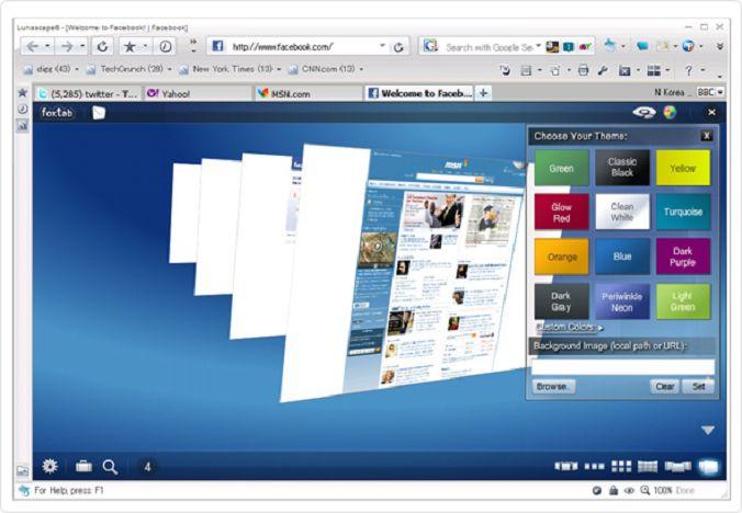 Cel mai puternic și interesant browser cu 3 motoare de randare incluse