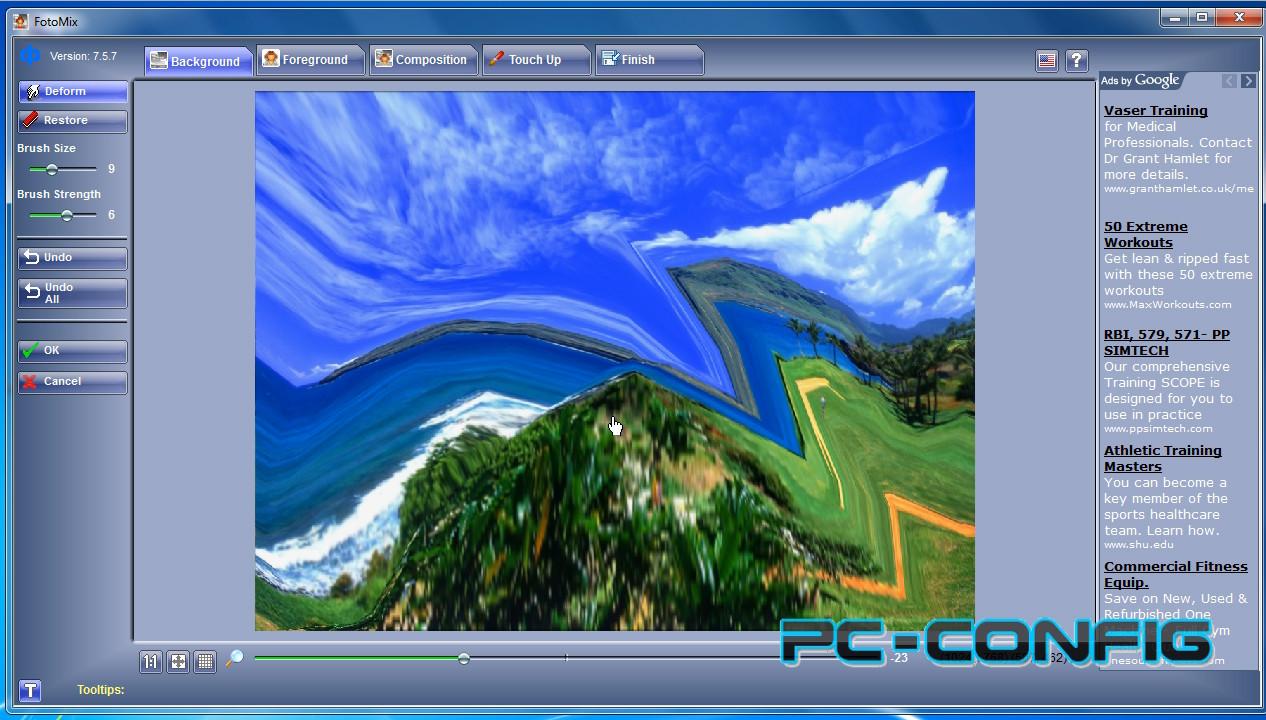 FotoMix, un program de editare foto gratuit care dă rezultate uimitoare