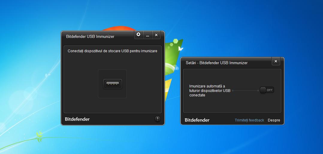 BitDefender USB Immunizer, protectie excelenta pentru stickul USB impotriva virusilor autorun si a aplicatiilor malware
