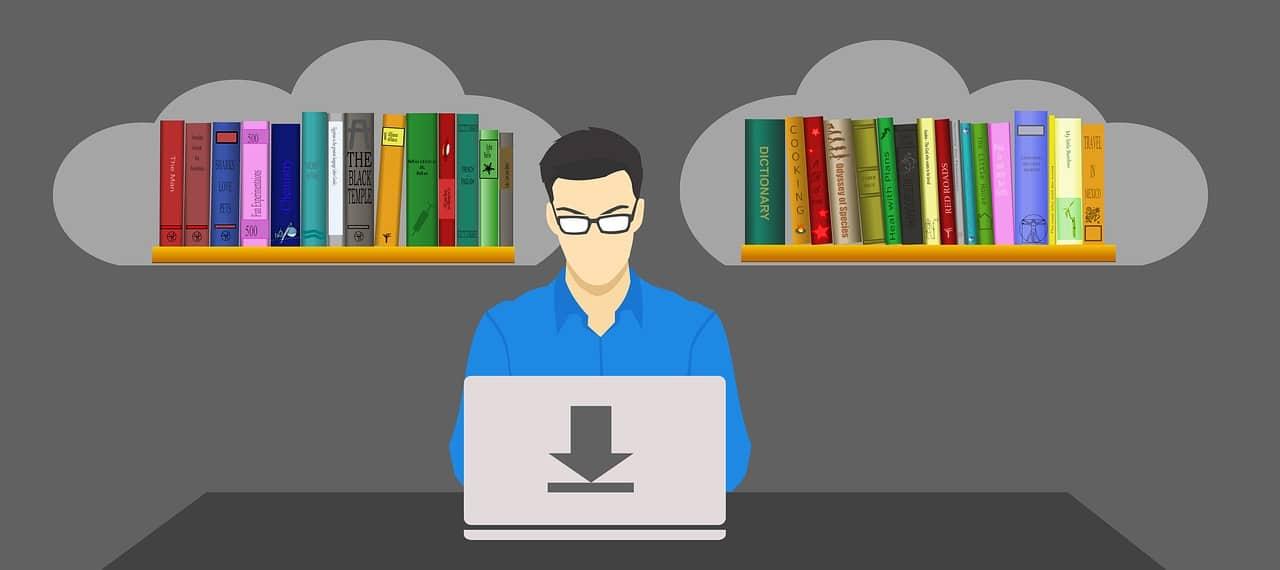 EvoBook – aplicație de citit cărți electronice pentru terminalele android