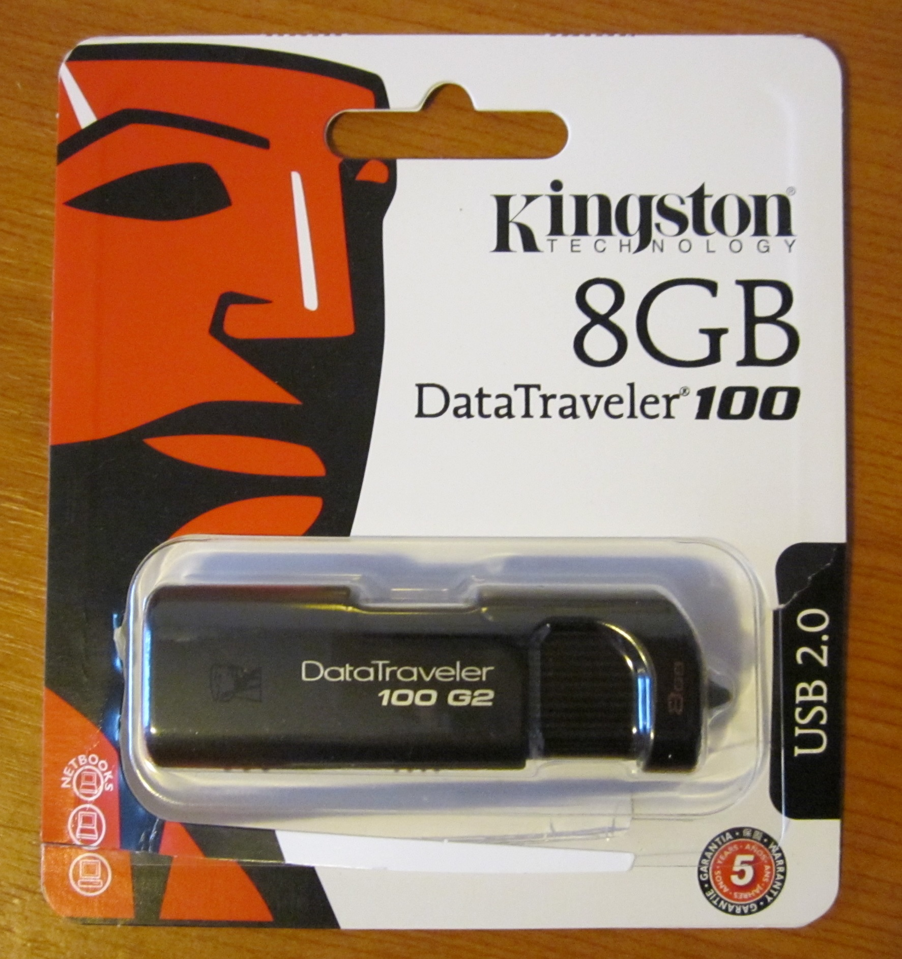 Prezentare și testare stick USB Kingston Data Traveler 100 G2