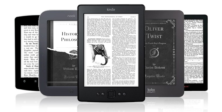 Cum alegem un ebook reader