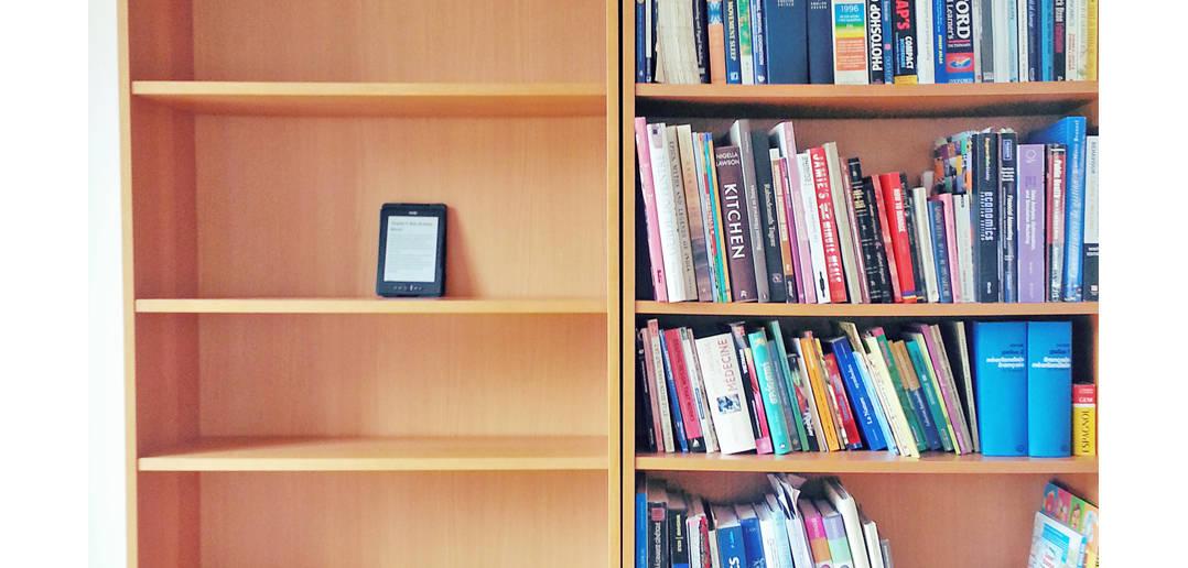 Carte tipărită sau carte electronică?