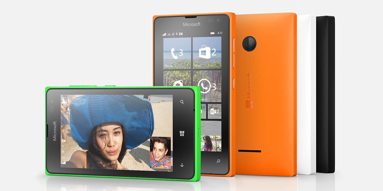 Unboxing Telefon mobil Microsoft 435