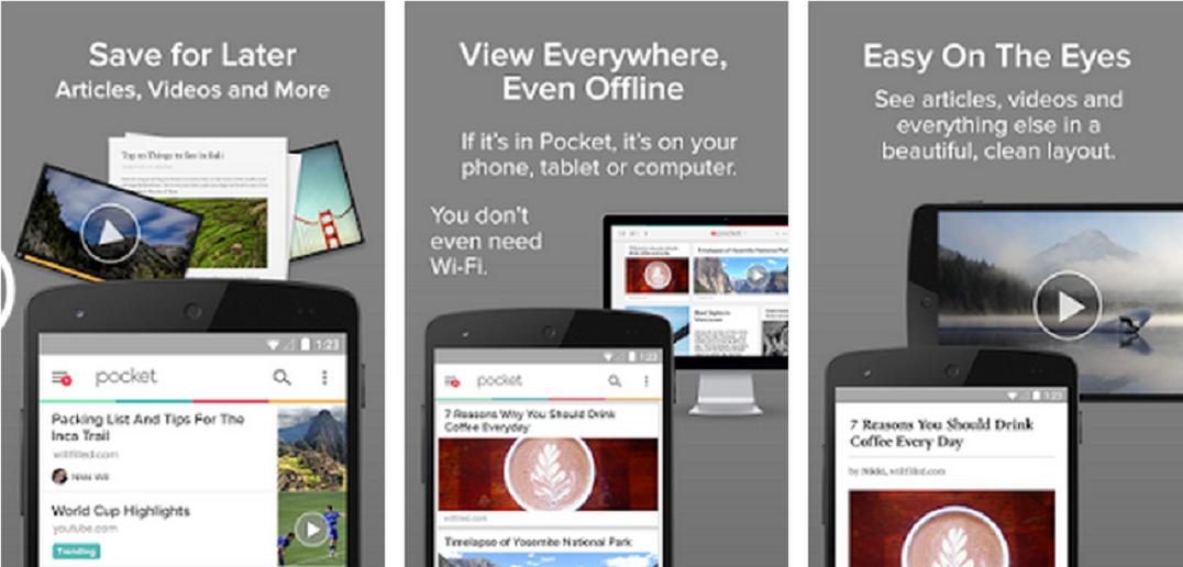 Cum poți citi articolele tale preferate fără internet?