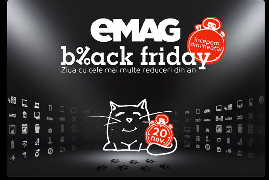 Catalog complet eMag black friday 2015