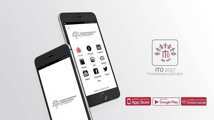 VIDEO: A fost lansată aplicația dedicată Întâlnirii Internaționale a Tinerilor Ortodocși #ITO Iași 2017