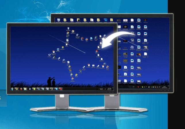 Aranjează iconițele de pe Desktop în forme geometrice cu Desktop Modify