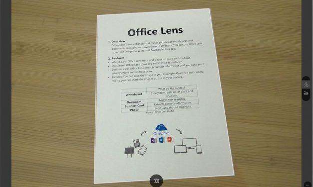 Cum putem scana documente cu telefonul mobil?