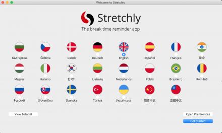 Stretchly – program care ne amintește să facem pauze când lucrăm la calculator